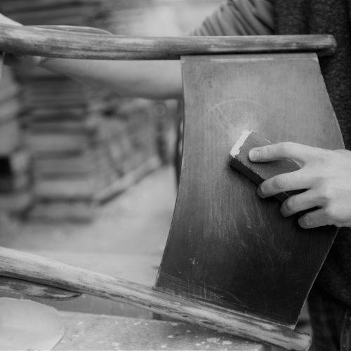 Reparation af møbler